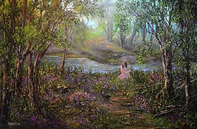 Painting - Dreamer by Michael Mrozik
