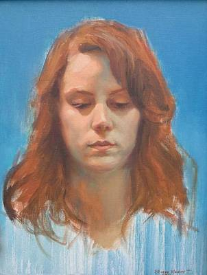 Painting - Dreamer by Sharon Weaver
