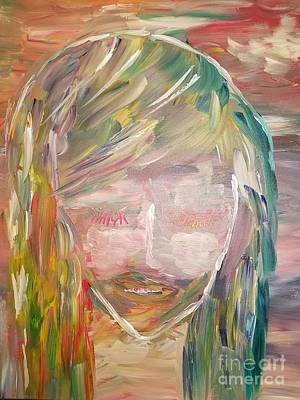 Painting - Dreamer by Sydnee