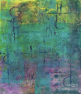Dreaming 2 Art Print