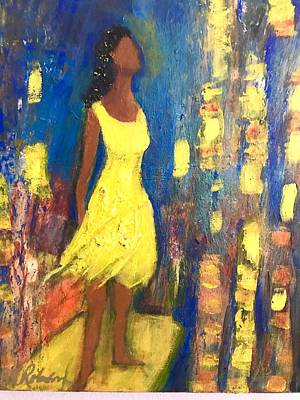 Painting - Dreaming by Brenda Robinson