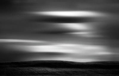 Art Print featuring the photograph Dreaming Clouds by Dan Jurak