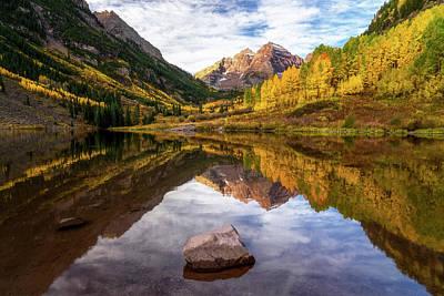 Photograph - Dreaming Colorado by Bjorn Burton