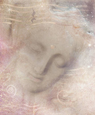 Digital Art - Dreaming by Deborah Smith