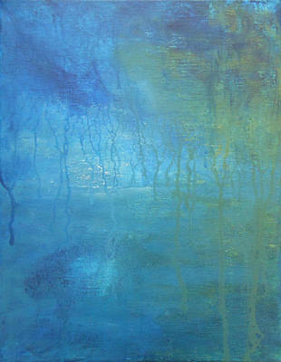 Dreaming Dreams - Sacred Forest Original by Jane See