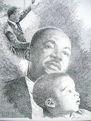 dreaming II Art Print by Otis  Cobb