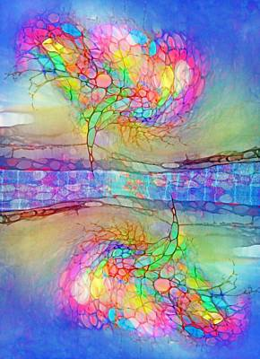 Digital Art - Dreaming In Colours by Tara Turner