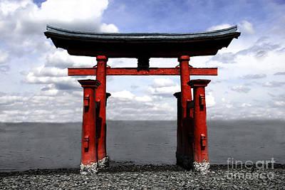 Dreaming In Japan Art Print by David Lee Thompson
