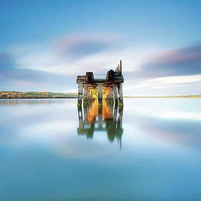Water Filter Photograph - Dreaming Light by Pawel Klarecki