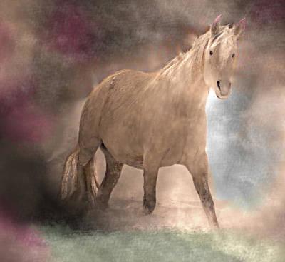 Dreaming Of A Magical Horse Original