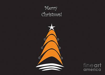 Dreaming Of Christmas Trees 2 Art Print
