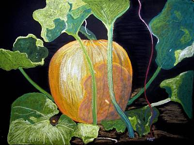Dreaming Of Fall Art Print by Diane Frick