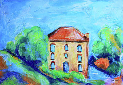 Painting - Dreaming Of Italy by Shaina Stinard