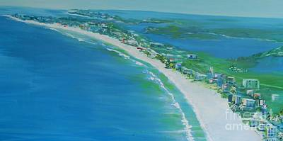 Dreaming Of Siesta Key Art Print