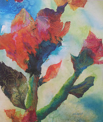 Painting - Dreaming Of Spring by Becky Chappell