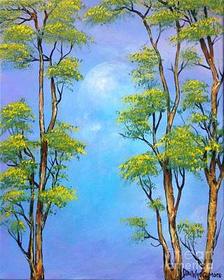 Painting - Dreaming Of Spring by Dan Whittemore