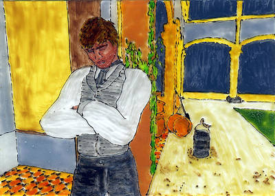 Dreaming Of Van Gogh Original by Phil Strang