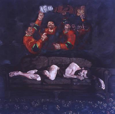 Dreaming Print by Ken Yackel