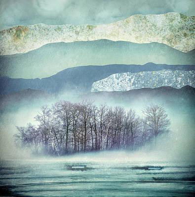 Landscapes Digital Art - Dreamland by Katherine Smit