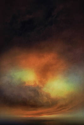 Abstract Landscape Royalty-Free and Rights-Managed Images - Dreamless Sky by Lonnie Christopher
