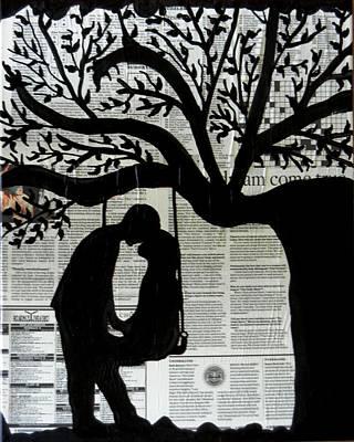 Painting - Dreams Come True by Kruti Shah
