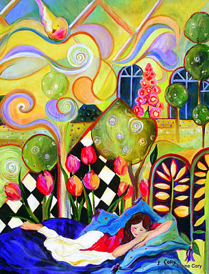 Painting - Dreams by Elaine Cory