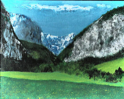 Painting - Dreams I'll Never See by Douglas Beatenhead