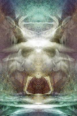 Digital Art - Dreams Of Destiny by WB Johnston