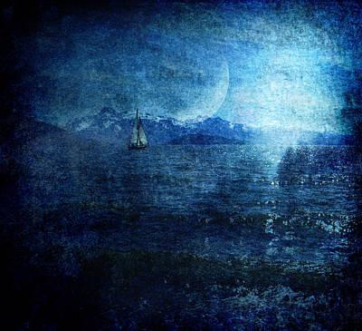 Dreams Of Sailing Art Print