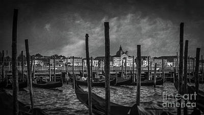 Photograph - Dreams Of Venice by Doug Sturgess