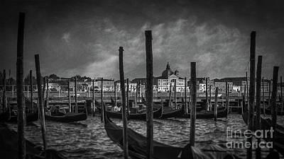 Photograph - Dreams Of Venice by Doug Sturgess