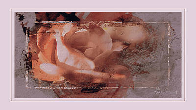 Digital Art - Dreams Rose  by Walter Herrit