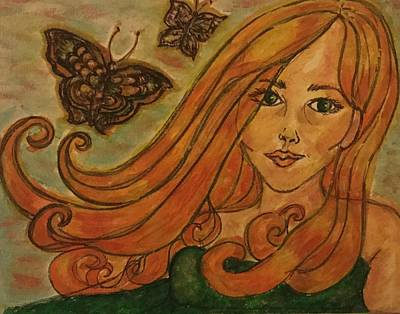 Susana Maria Rosende Painting - Dreams by Susana Maria Rosende