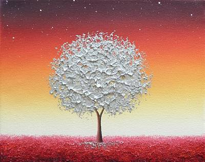 Dreams To Wander Art Print by Rachel Bingaman