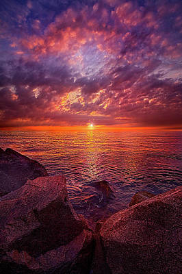 Photograph - Dreams Within Dreams by Phil Koch