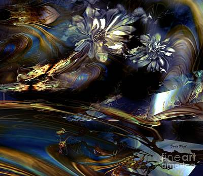 Dreamscape Art Print by Doris Wood