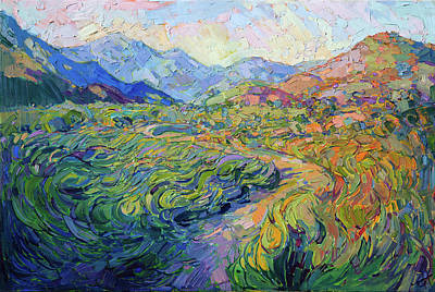 Painting - Dreamscape by Erin Hanson