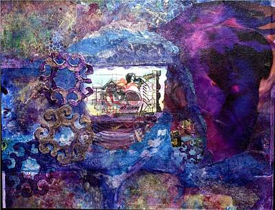 Mixed Media - Dreamscape by Michelle Davidson