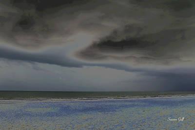Cloudscape Digital Art - Dreamscape by Suzanne Gaff