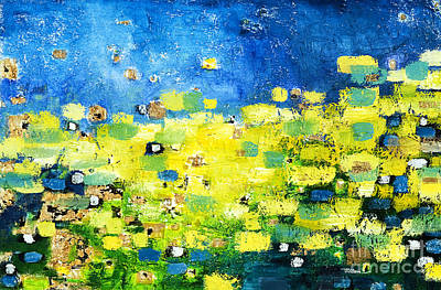 Painting - Dreamscape by Tara Thelen - Printscapes