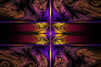 Apo Digital Art - Dreamstate Alpha by Lyle Hatch