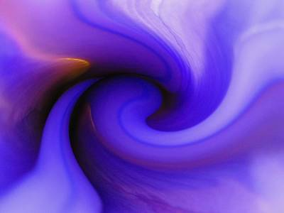 Photograph - Dreamstate Swirl by Carolyn Jacob