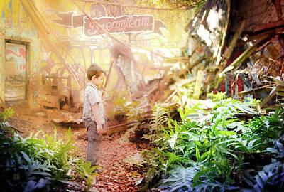 Photograph - Dreamteam by Geoffrey Lewis