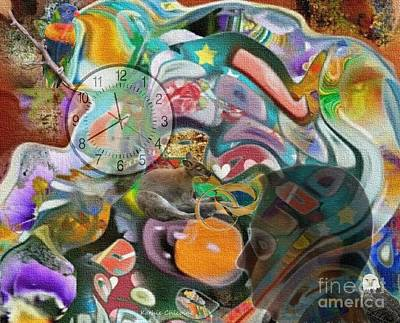 Digital Art - Dreamtime by Kathie Chicoine