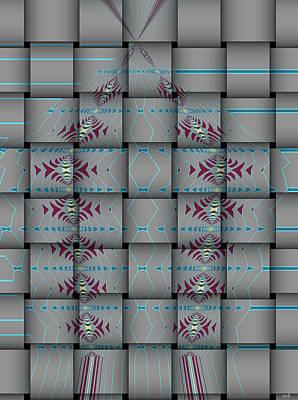 Digital Art - Dreamweaver by Cathy Harper