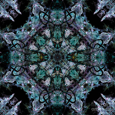 Digital Art - Dreamweaver by Rhonda Strickland