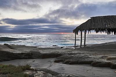 Palapas Wall Art - Photograph - Dreamy Beach by Kelly Wade