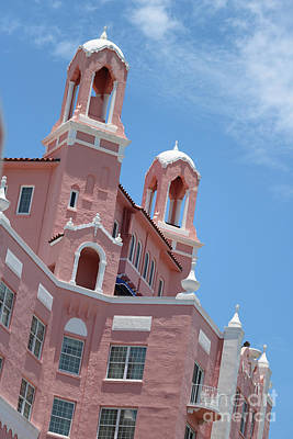 Photograph - Dreamy Don Cesar by Carol Groenen