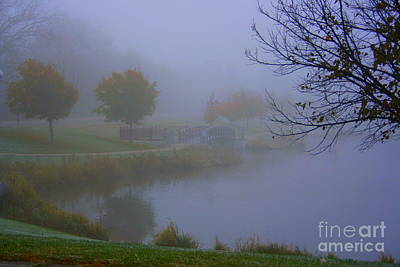 Photograph - Dreamy Morning by Julie Lueders