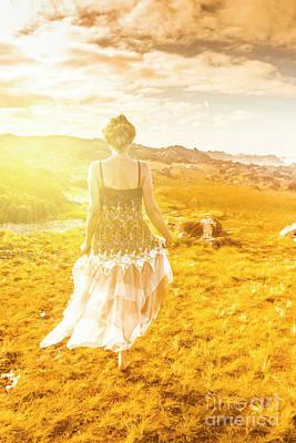 Attractive Photograph - Dreamy Summer Fields by Jorgo Photography - Wall Art Gallery